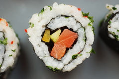 Home made Sushi Royalty Free Stock Photo