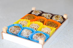 Home made sweets Royalty Free Stock Photos