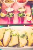 Tamales stock photos