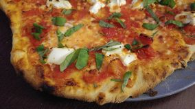 Home made pizza Royalty Free Stock Photography