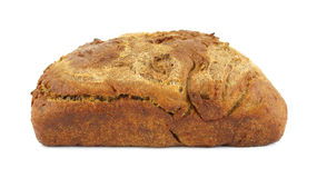Home made wheat bread side Royalty Free Stock Image