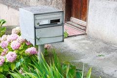 Home mailbox Stock Photography