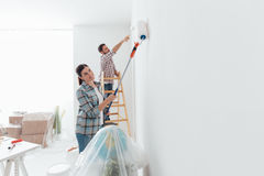 Home makeover Royalty Free Stock Photo