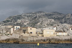 Home in Marseille Stock Photos
