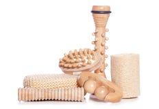 Home massage equipment Stock Image