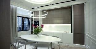 Modern interior. royalty free stock image