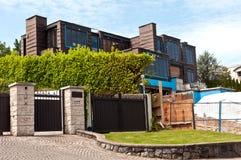 home modern lokal för konstruktion Royaltyfria Foton