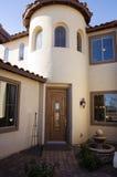 home modern southwestern stil arkivbild