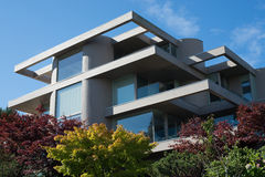 HOME moderna Foto de Stock Royalty Free