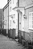 HOME modernas Fotografia de Stock Royalty Free