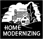 Home Modernizing Royalty Free Stock Photos