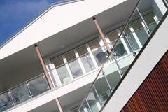 home modernt Royaltyfria Bilder