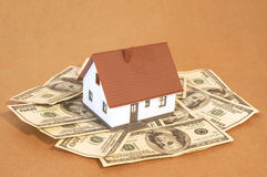 Home and money Stock Images
