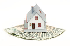 Home and Money Stock Photos