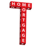 Home Mortgage Royalty Free Stock Photo