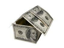 Home and mortgage Royalty Free Stock Image