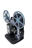 Home Movie Projector. An 8mm home movie projector Royalty Free Stock Photo