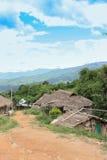 HOME na montanha Imagem de Stock
