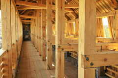 Home new construction Royalty Free Stock Photos