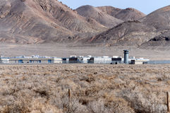 Home of O.J. Simpson, Lovelock Correctional Center Stock Photos