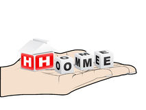 Home offer Royalty Free Stock Photo