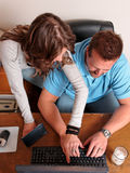 Home Office Stock Images