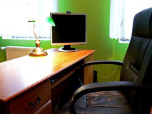 Home Office Stock Photography
