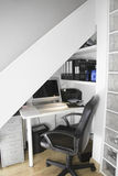 Home office interior set up Royalty Free Stock Images