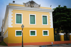 Home in Old San Juan-  puerto rico Royalty Free Stock Image