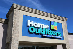 Home outfitters Royalty Free Stock Photo