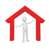Home Owner Royalty Free Stock Photo