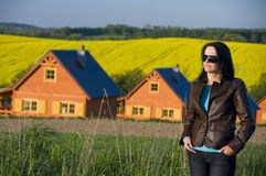 Home owner Stock Image