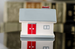 Home ownership legal law concept image Royalty Free Stock Photo