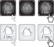 Home Page Fotografia Stock Libera da Diritti