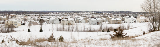 Home panoramic Stock Photo