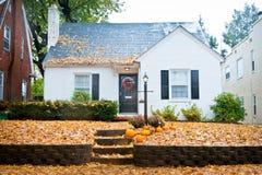 HOME para os feriados Fotografia de Stock Royalty Free