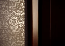 Home pattern and wall royalty free stock photo