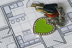 Home Plan Stock Photos