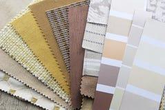 home planläggning för garnering royaltyfri foto
