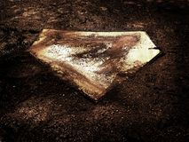Home Plate Stock Images