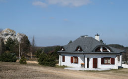 Home in Poland Royalty Free Stock Photo
