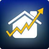 home pris stock illustrationer