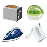 Home Products Stock Photo