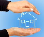 Home protection Stock Photos