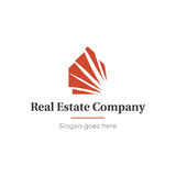 Home and real estate logo Stock Photos