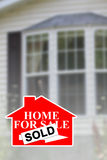 Home real estate sale 3 Royalty Free Stock Images