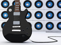 Home Recording Studio Equipment Royalty Free Stock Images