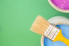 Home redecorating concept stock image