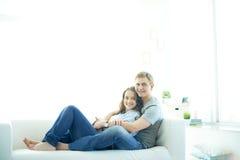 Home relax Stock Photos