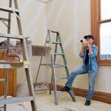 Home renovation Royalty Free Stock Image